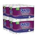 Quilted Northern Ultra Plush Double Rolls Toilet Paper, 96 Count
