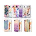 Watercolor TPU Cases for iPhones and Samsung Smartphones