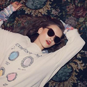 Wildfox 时尚女装卫衣毛衣等特价热卖 高达70% OFF + 额外8折
