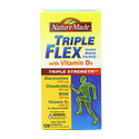 Nature Made Tripleflex Triple Strength with Vitamin D3 120-Count