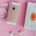 Apple iPhone SE Factory Unlocked Smartphone 64GB
