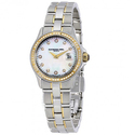 RAYMOND WEIL Parsifal Mother of Pearl Dial Ladies Watch