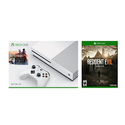 Xbox One S 500 GB Console Battlefield 1 Bundle Plus Extra game Resident Evil 7