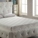 """AC Pacific 10"""" Thick Gel-Infused Memory-Foam Mattresses"""