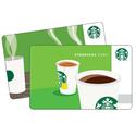 Starbucks: Gift $5 & Get $5