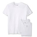 Hanes Men's 3-Pack Crew Neck T-Shirt