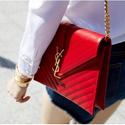 Luisaviaroma: Up to 15% OFF Saint Laurent Bags