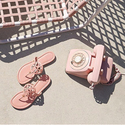 Tory Burch: 春季特卖 粉色单品低至7折