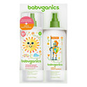Babyganics Mineral-Based Baby Sunscreen Spray + Natural Insect Repellent