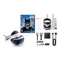 Playstation VR Plus PS4 Camera and PSVR Batman Arkham Game