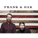 Frank + Oak: 30% OFF Full-Price Item