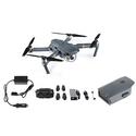 DJI Mavic Pro Drone + Extra Battery + Car Charger Bundle