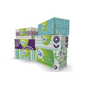 Puffs Plus Lotion Facial Tissues 6 Family Boxes