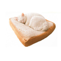 Amazon: 3D Bread Pillow on Sale