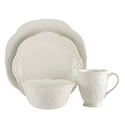 Lenox French Perle 4-Piece Place Setting - White
