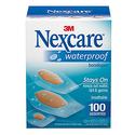 Nexcare 防水透明创可贴(100个装)