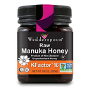 Wedderspoon 100% Raw Premium Manuka Honey KFactor 16+ 8.8 Ounce