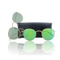 Ray-Ban Unisex Round Metal Sunglasses