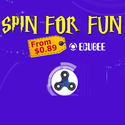 BangGood Spin For Fun: Stress Relieves Fidgets Starting from $0.79+ Free Shipping