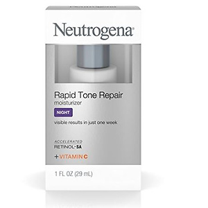 Neutrogena Rapid Tone Repair Night Moisturizer With Retinol