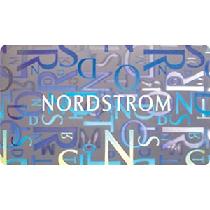 Gift Card Spread: Up to 5.755% OFF Select Nordstrom Gift Cards