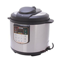 Tatung Stainless Steel Tpc-6lb 6 Liter Electric Pressure Cooker