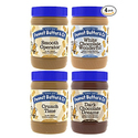 Peanut Butter & Co. Top Sellers Pack - Pack of 4