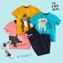 Gymboree: Up to 50% OFF Sitewide +$25 OFF on $100 Orders