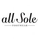 AllSole US: Select Shoes 20% Off