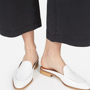 Everlane: The Modern Loafer Mule