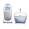 Philips Avent DECT Baby Monitor with Temperature Sensor and Night Mode