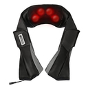 NURSAL 3D Shiatsu Neck and Shoulder Massager with Heat