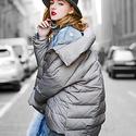 Winter Coat Women Anorak Jacket