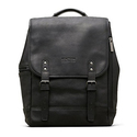Kenneth Cole Reaction Leather Single Gusset Computer Backpack