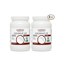 Nutiva Organic Coconut Oil - Pack of 2