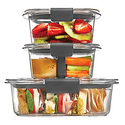 Rubbermaid Brilliance Food Storage Container 10pc