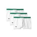 Lacoste Men's 3 Pack Ctn/Stch Boxer Brief
