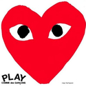 The Dreslyn: Up to 25% OFF Comme Des Garcons Play Clothing