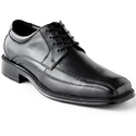 Dockers Men's Newton Genuine Leather Rubber Sole Lace-up Oxford Shoe Black