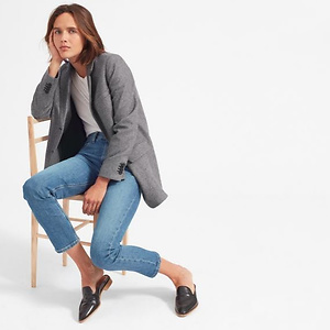 Everlane: The Oversized Blazer New Arrivals