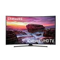 三星UN55MU6490FXZA 54.6寸曲面宽屏4K 高清智能电视(2017新款)