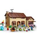 LEGO 乐高71006 辛普森的房子