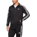 adidas 阿迪达斯Essentials 3-Stripe男运动夹克
