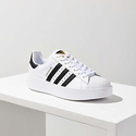 adidas Superstar 厚底女款鞋