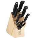 ZWILLING J.A. Henckels Four Star Anniversary 8-pc Knife Block Set