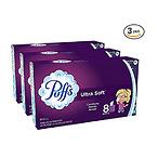 Puffs 柔软抽纸24盒