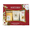 Burt's Bees Face Essentials Holiday Gift Set 4 Products in Box