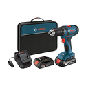 Bosch DDB181-02 18-Volt Lithium-Ion Tough Drill/Driver Kit
