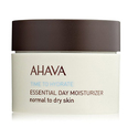 AHAVA Essential Day Facial Moisturizer with Active Dead Sea Minerals for Normal to Dry Skin