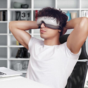 Naipo Wireless Eye Massager Portable Eye Mask